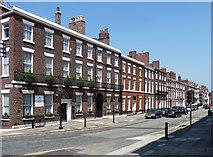 SJ3589 : 34-88 Rodney Street, Liverpool by Stephen Richards