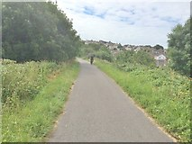 SY6778 : Weymouth, Rodwell Trail by Mike Faherty