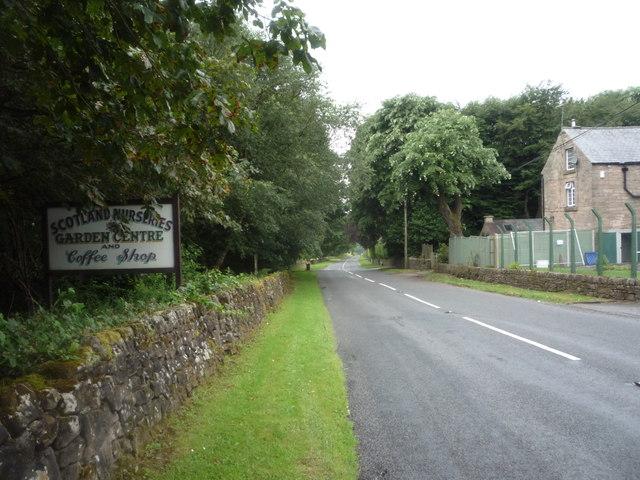 Butterley Lane (B6014)