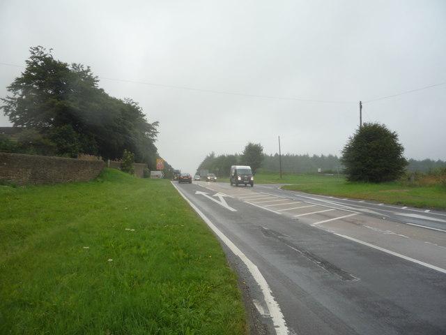 Amber Lane (A632)
