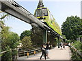 SJ4170 : The Monorail at Chester Zoo by Jeff Buck
