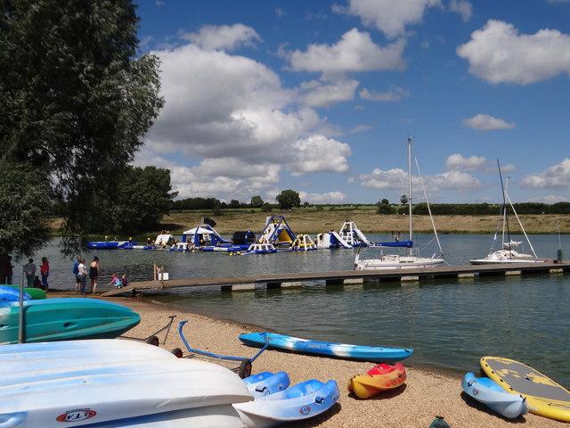 Aqua Park Rutland Water