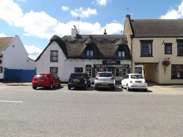 The Old Copper Kettle Tea Shop, Crowland