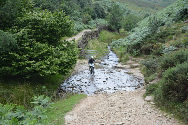 Ford at Jaggers Clough