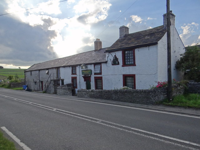 Three Stags' Heads Inn