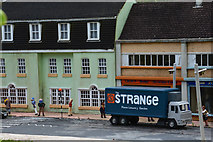 SX9265 : Torquay : Babbacombe Model Village - City Scene by Lewis Clarke