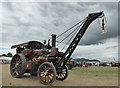 SO8040 : Welland Steam Rally - crane engine by Chris Allen