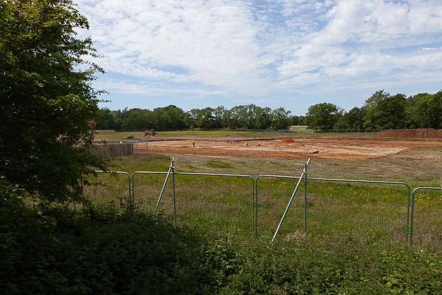 Crowdhill Green housing development