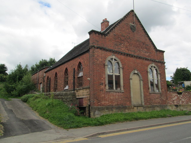 Former church in Kingsley