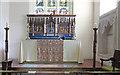 TL6860 : St Mary & the Holy Host of Heaven, Cheveley - Sanctuary by John Salmon