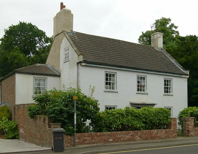 Stapleton Lodge, High Street, Carlton
