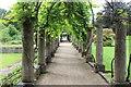 ST0972 : Vine Walk, Dyffryn Gardens by M J Roscoe