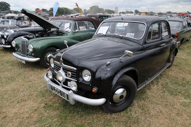 Rover 75, Welland Steam Rally