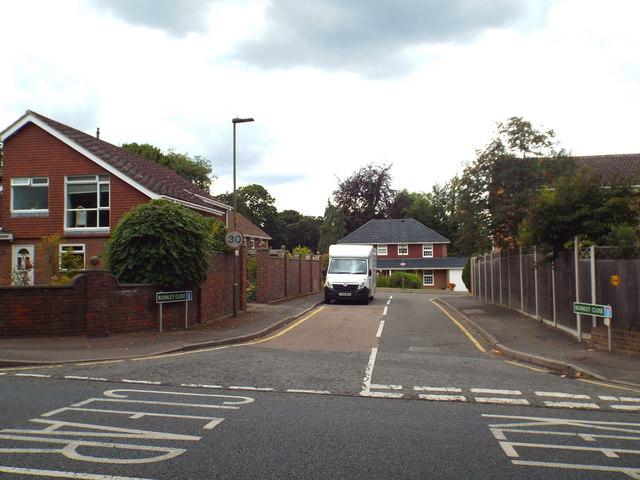 Rushley Close, Keston