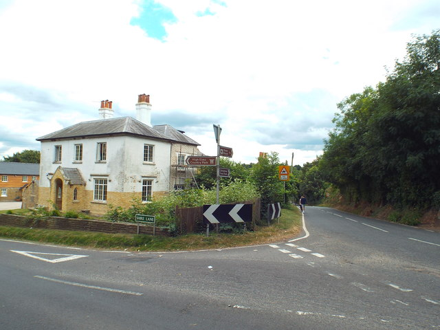 Farmhouse near Downe