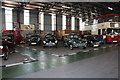 SC3698 : Selection of cars, including Morris Minors by Richard Hoare