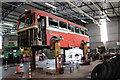 SC3698 : Coach undergoing restoration by Richard Hoare