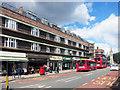 TQ1867 : Claremont Road, Surbiton by Des Blenkinsopp