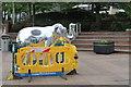 SK3587 : 23 'Steel Elephant' - Sheffield Hallam University by Dave Pickersgill
