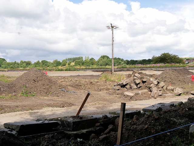 Site of New ELR Station at Burrs Country Park