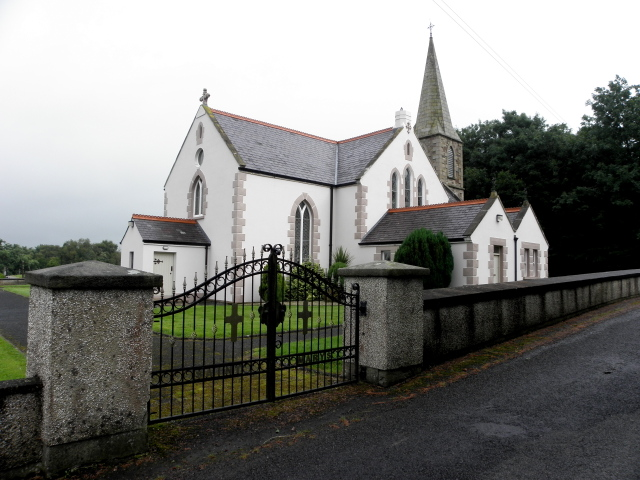St Mary's RC Church, Knockmoyle