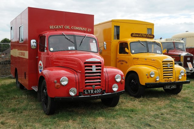 Red lorry, yellow lorry...