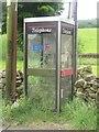 NY7163 : Telephone box in Plenmeller by Graham Robson