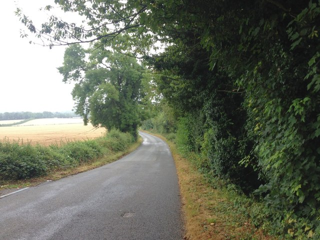 Exedown Road, near Wrotham