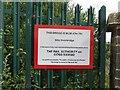 SU5885 : Silly Overbridge by Bill Nicholls