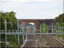 SU5985 : View of Silly Bridge by Bill Nicholls