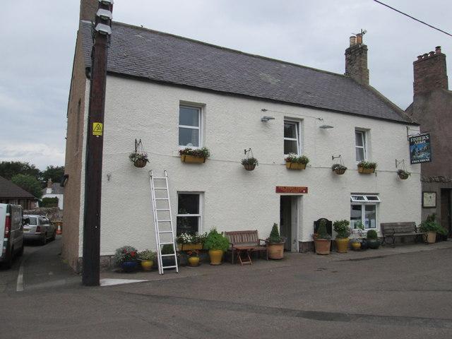 Refurbished village pub