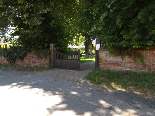 St.Mary's Church Gates