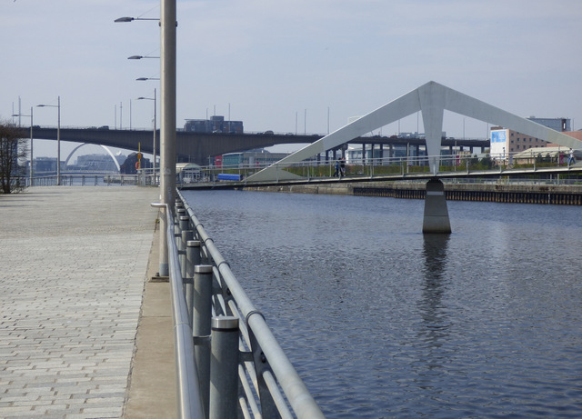Glasgow bridges