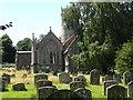 TM0375 : St.Mary's Rickinghall Inferior Church & Churchyard by Adrian Cable