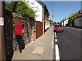 TM0475 : The Street & The Street Postbox by Adrian Cable
