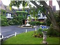 SO8674 : Stone Manor Hotel by Darrin Antrobus