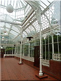 TQ3473 : The Conservatory  Horniman Museum, Forest Hill by pam fray