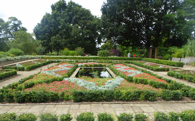 The Dye Garden, Horniman Museum Gardens, Forest Hill