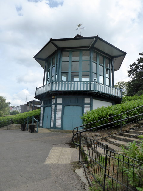 The Bandstand, Horniman Museum Gardens, Forest Hill