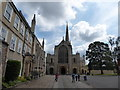 TG2308 : Norwich Cathedral: late July 2016 by Basher Eyre