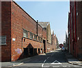 SJ3391 : Carlton Street, Liverpool by Stephen Richards