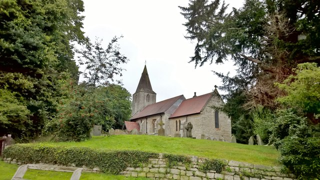 Parish church, St Radegund's, Maplebeck