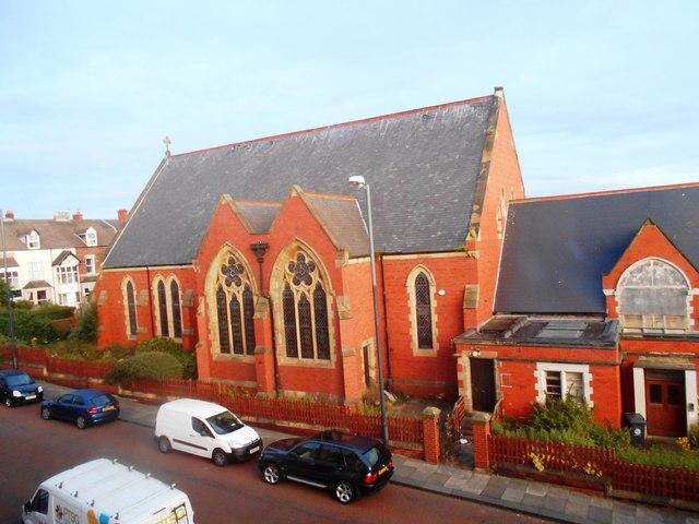 Trinity Church, Esplanade, Whitley Bay