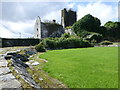 C2927 : The old priory, Rathmullan by Kenneth  Allen