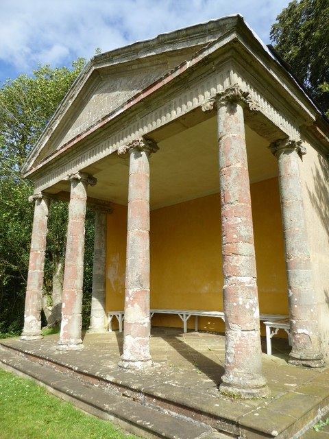 Ionic Temple, Farnborough Park