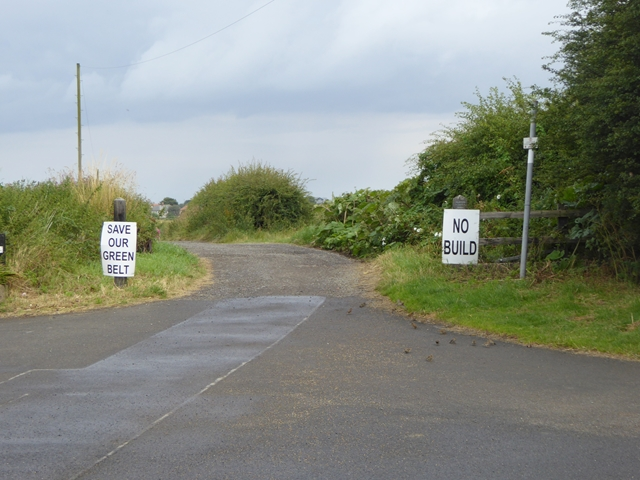 Save our green belt!