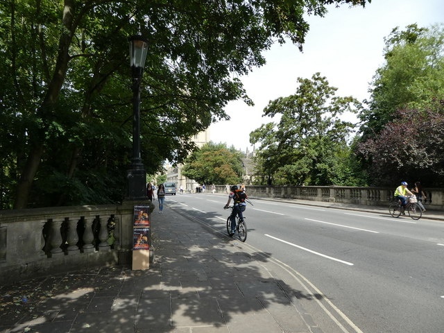 Magdalen Bridge, Oxford