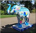 SK3386 : 42 'Small Beginnings' - Botanical Gardens by Dave Pickersgill