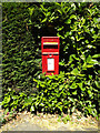 TM0276 : The Street Postbox by Adrian Cable