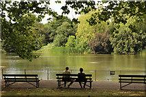 TQ2876 : Battersea Park by Richard Croft